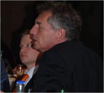 Marcel Tobler (Casino Baden) und Marc Friedrich (Casinoverband).