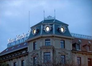 Hauptsitz der Neuer Zürcher Zeitung